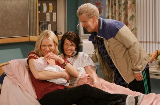 Laura Prepon, Chelsea Handler & Lenny Clarke at First Look - NBC's ARE YOU THERE, CHELSEA Premiering 1/11