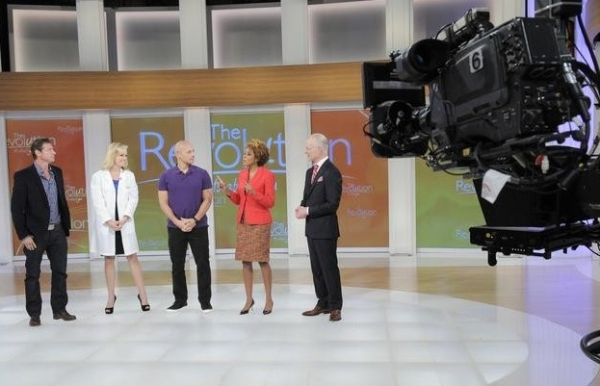 Photo Flash: Premiere Week of ABC's THE REVOLUTION