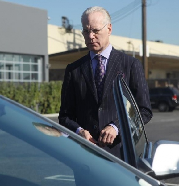 Tim Gunn at Premiere Week of ABC's THE REVOLUTION