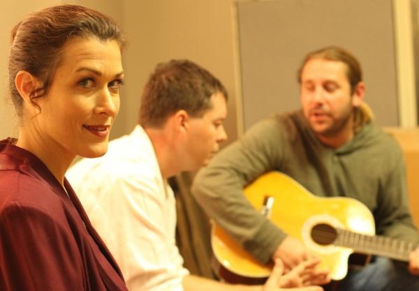 Dana Kovar, Jeffrey Klein and Gerald Ramsberger