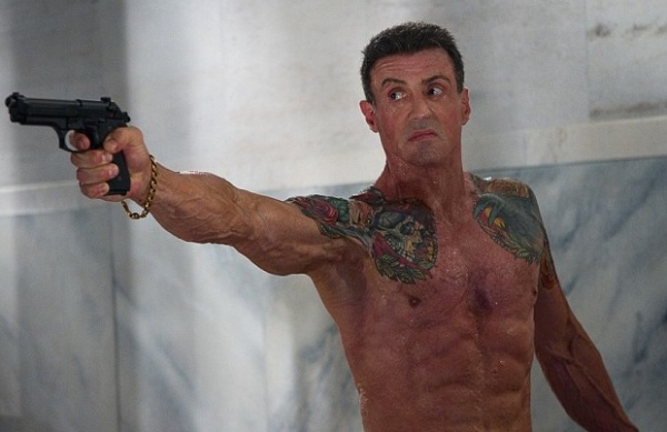 Sylvester Stallone at First Look - Sylvester Stallone in BULLET TO THE HEAD
