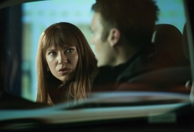 Anna Torv & Seth Gabel at Sneak Peek - Season 4 of Fox's FRINGE Premiering 1/13