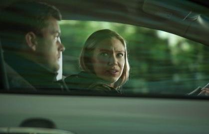 Josh Jackson & Anna Torv at Sneak Peek - Season 4 of Fox's FRINGE Premiering 1/13