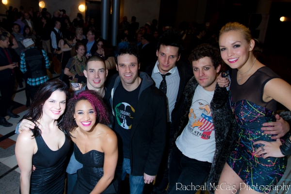 Photo Coverage: The IDIOTS Have Arrived in Toronto - AMERICAN IDIOT Opening Night!