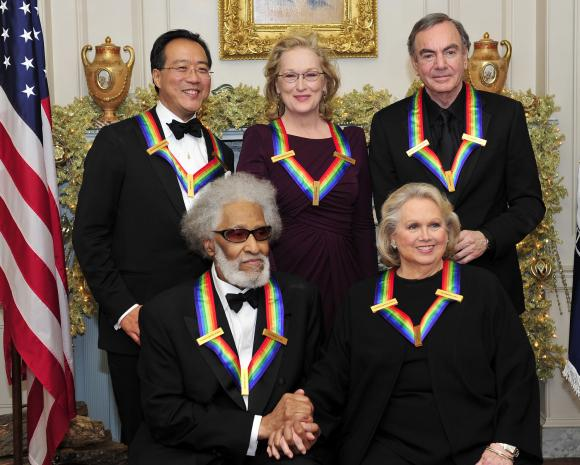 FLASH: Meryl Streep, Barbara Cook & THE KENNEDY CENTER HONORS 2011
