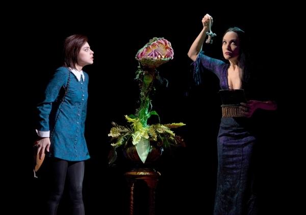 Krysta Rodriguez and Bebe Neuwirth (Chicago)
