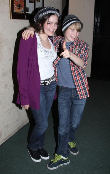 Kelsey Fowler & Talon Ackerman
