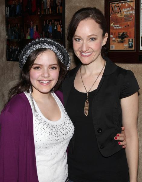 Kelsey Fowler & Melissa Van Der Schyff