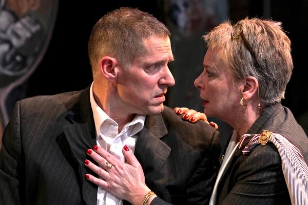 David Drummond and Therese Diekhans