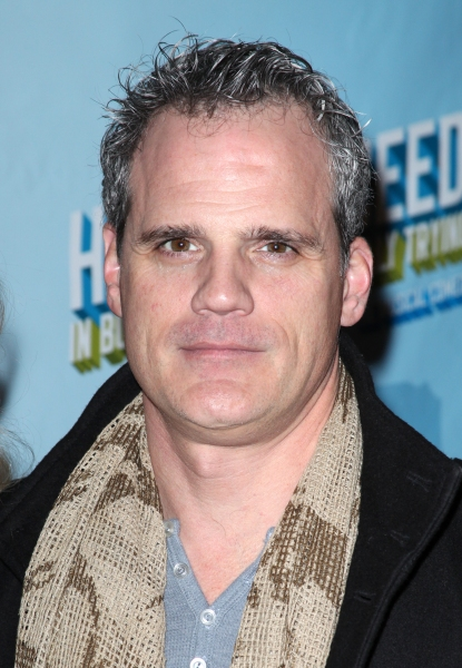 Michael Park  at Darren Criss, Beau Bridges & Co. Celebrate HOW TO SUCCEED IN BUSINESS WITHOUT REALLY TRYING Premiere!