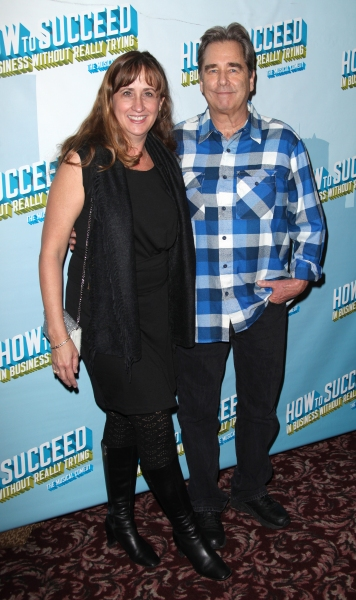 Beau Bridges & wife Wendy Tree
