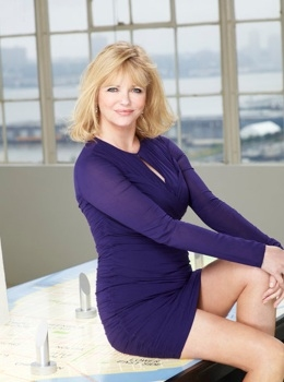 Cheryl Tiegs at First Look - Contestants for NBC's CELEBRITY APPRENTICE Premiering 2/12