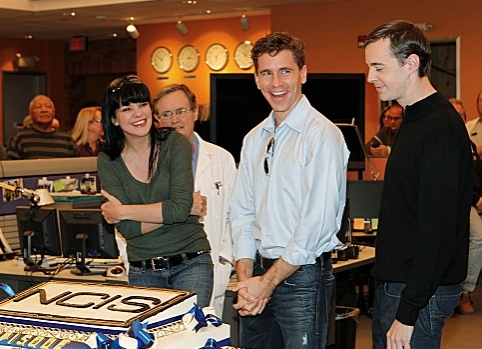 Pauley Perrette, David McCallum, Brian Dietzen, Sean Murray