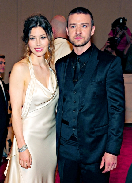 3 at Justin Timberlake & Jessica Biel Get Engaged