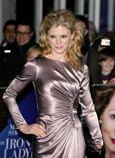 Photo Flash: IRON LADY Premieres in London