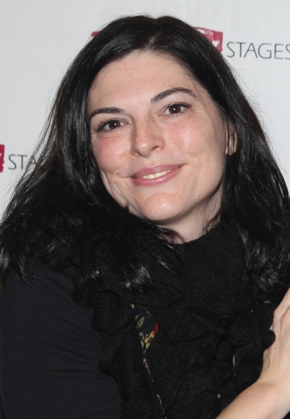 Playwright Kate Fodor