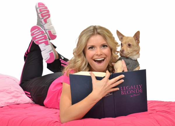 Photo Flash: First Look at Marriott Theatre's LEGALLY BLONDE