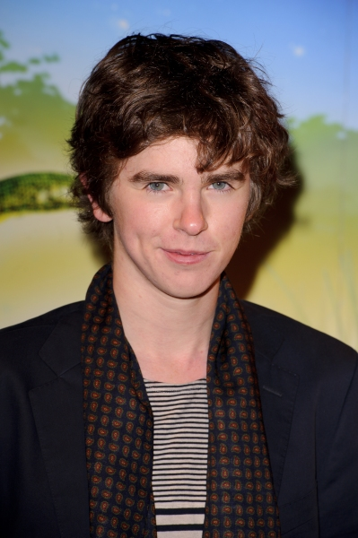 Freddie Highmore Photo