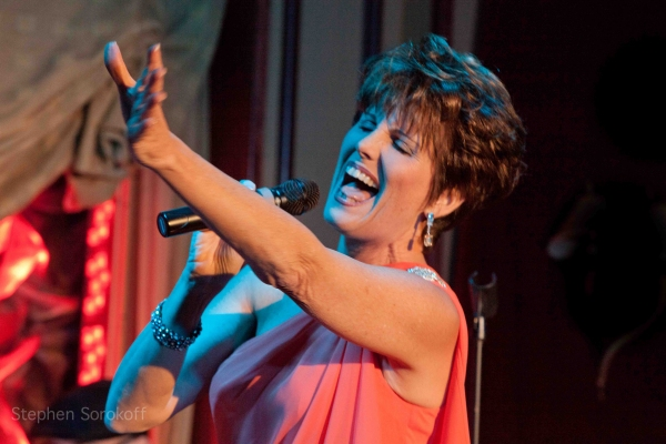 Photo Flash: Lucie Arnaz Brings LATIN ROOTS to Feinstein's