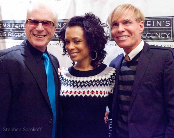 Ron Able, Valarie Pettiford, Chuck Steffan