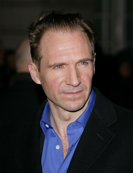 Ralph Fiennes at Ralph Fiennes' CORIOLANUS Premieres in London