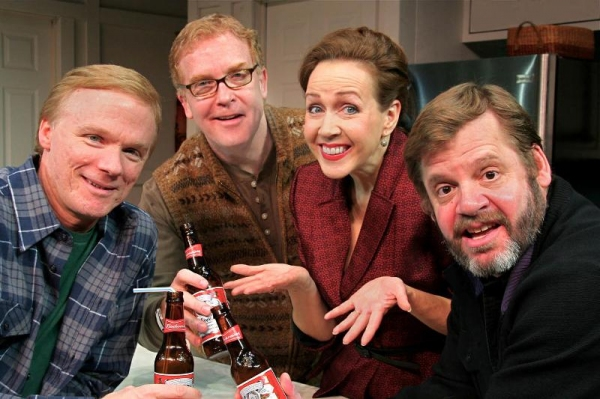 Photo Preview: BEER FOR BREAKFAST At American Heartland Theatre