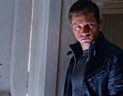 Jeremy Renner at First Look - Jeremy Renner in THE BOURNE LEGACY