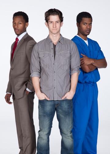 Brandon Gill, Evan Todd, and Jimonn Cole Photo