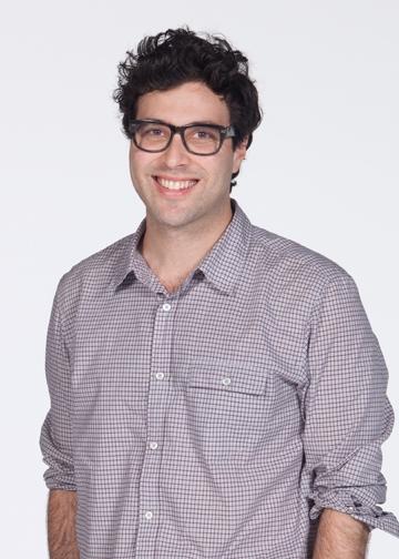 Playwright Jonathan Caren