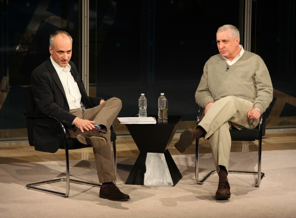 Photo Coverage: Academy Award Winner Errol Morris at New York Times Arts & Leisure Weekend