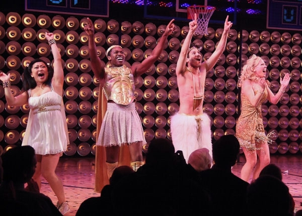 Flashback: LYSISTRATA JONES' Journey to Broadway