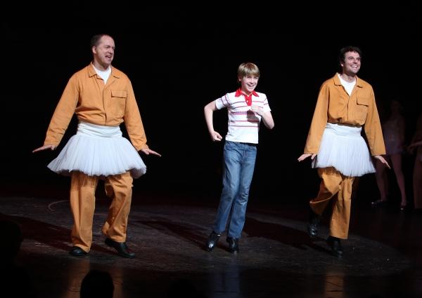 Daniel Jenkins, Joseph Harrington & Patrick Mulvey