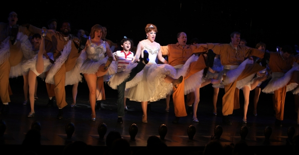 Photo Coverage: BILLY ELLIOT's Final Broadway Curtain Call
