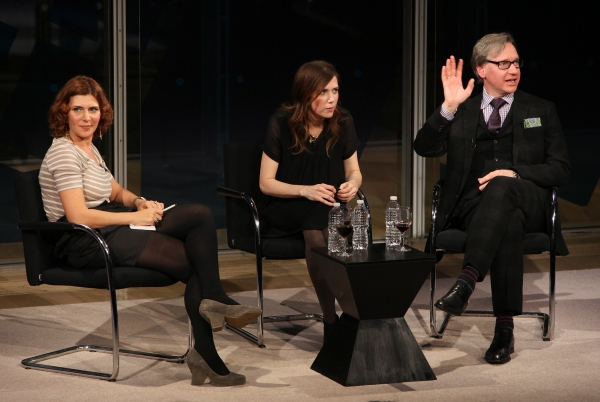 Kristen Wiig & Paul Feig, interviewed by Melena Ryzik