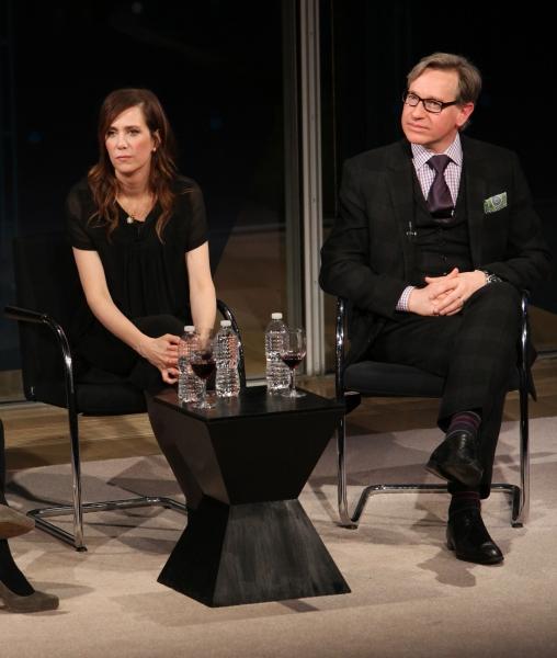 Kristen Wiig & Paul Feig