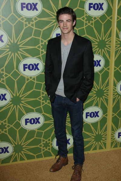 Photo Flash: GLEE Cast Attends FOX's Winter Press Tour!