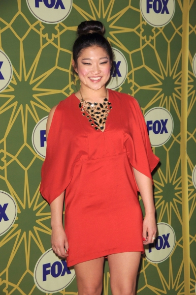 Photos: GLEE Cast Attends FOX's Winter Press Tour!