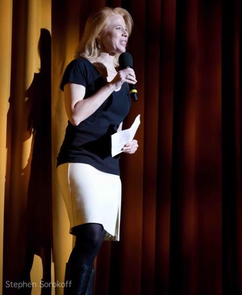 Deborah Grace Winer - Series artistic Director  Photo
