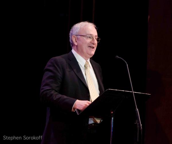 Robert Kimball Host- Artistic Director