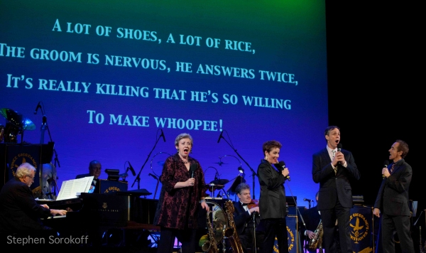 Photo Coverage: Laura Osnes, Christine Andreas, et al. Perform at MAKIN' WHOOPEE