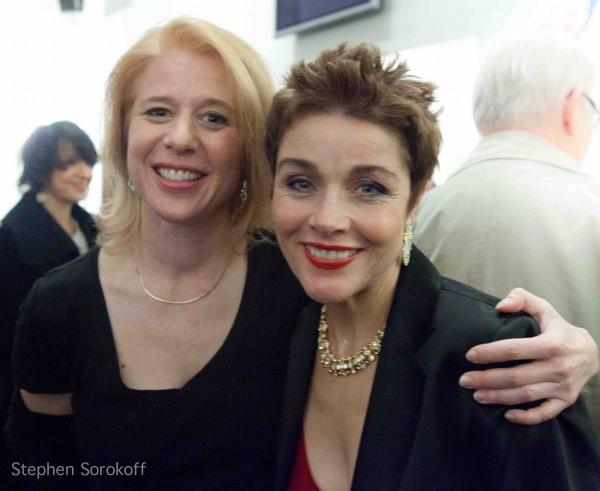 Deborah Grace Winer & Christine Andreas Photo