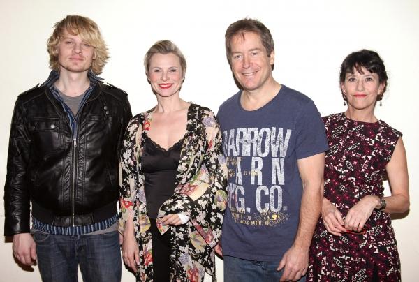 Jeffrey Carlson, Angelica Page, Laurence Lau & Jan-Leslie Harding  Photo