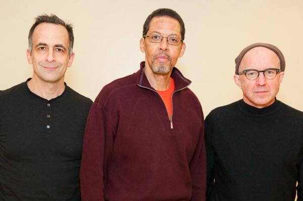 David Pittu, Peter Jay Fernandez and Arliss Howard Photo