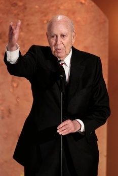 Carl Reiner at First Look - BETTY WHITE'S 90th BIRTHDAY Tribute Airing on NBC 1/16