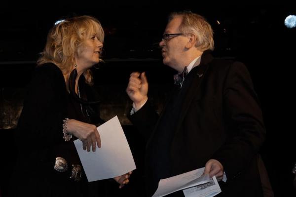 Bonnie Keen and Jef Ellis