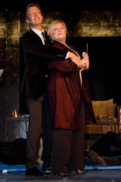 Daron Bruce and Debbie Kraski Photo