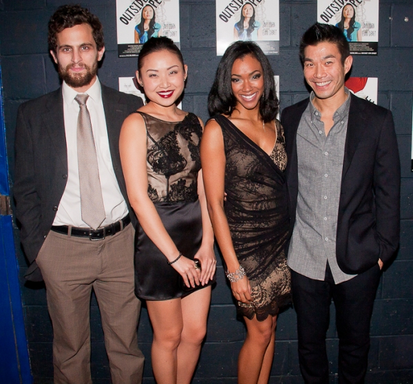 Matthew Dellapina, Li Jun Li, Sonequa Martin-Green  , and Nelson Lee