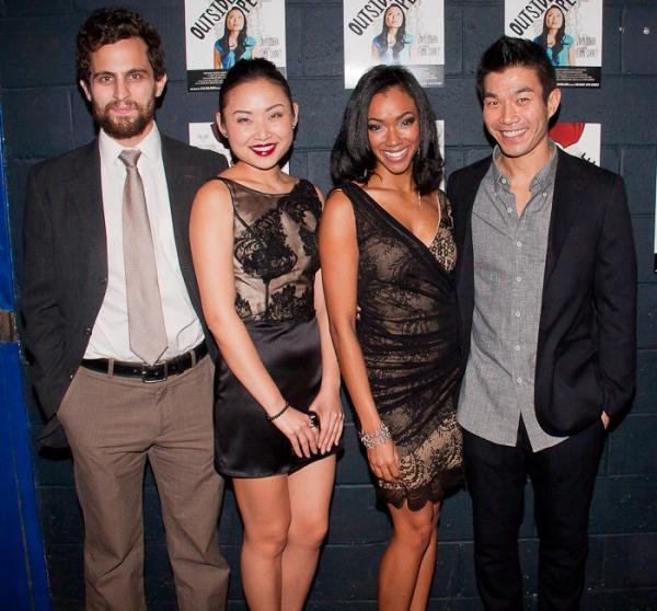 Matthew Dellapina, Li Jun Li, Sonequa Martin-Green  , and Nelson Lee