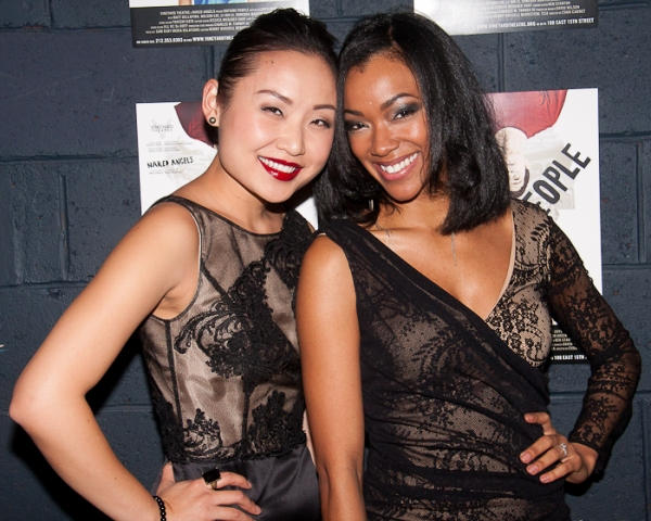 Li Jun Li and Sonequa Martin-Green