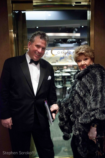 Photo Coverage: Chita Rivera, Liza Minnelli, et al. Attend Paulo Szot's Carlyle Concert